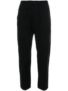 укороченные брюки Bellerose