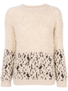 свитер крупной вязки Bellerose