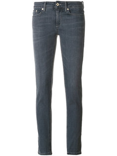 """зауженные джинсы с эффектом """"варенки""""  Dondup"""