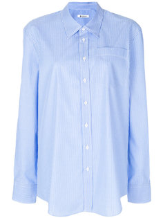 рубашка в полоску Dondup