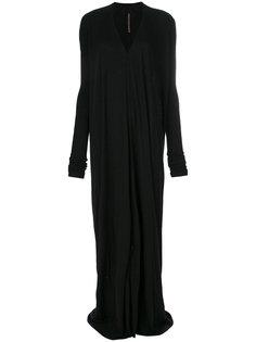 платье с длинными рукавами Rick Owens Lilies