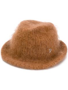 шляпа с меховым эффектом Dondup
