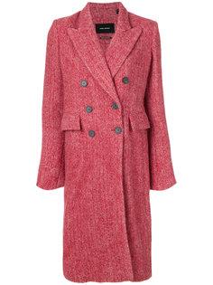 классическое приталенное пальто  Isabel Marant