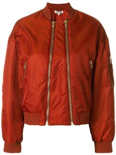 куртка-бомбер с двухсторонней молнией Kenzo