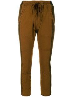 укороченные брюки  Haider Ackermann