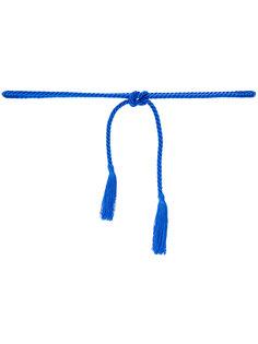 плетеный ремень Vivetta