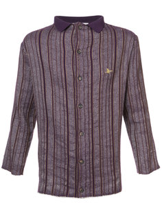 striped knitted shirt Vivienne Westwood Man