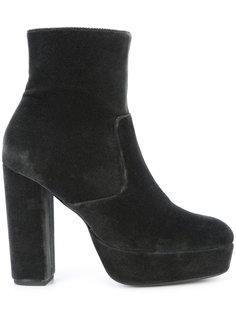 ботинки на наборном каблуке Elysewalker Los Angeles