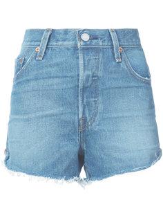 джинсовые шорты с завышенной талией Levis Levis®