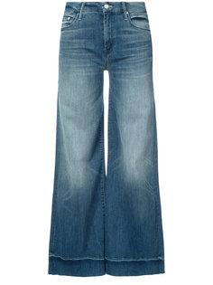 широкие джинсы Mother