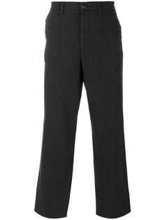 укороченные широкие брюки Barena