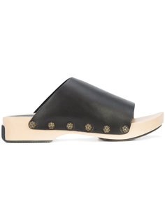 slide sandals  Opening Ceremony
