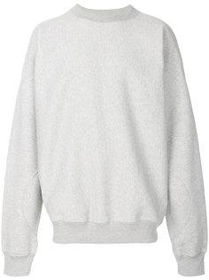 пуловер свободного кроя с круглым вырезом Ck Jeans