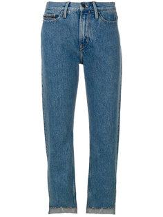 укороченные джинсы Ck Jeans