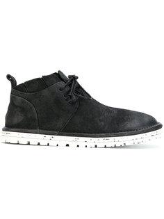 ботинки-дезерты на рифленой подошве Marsèll