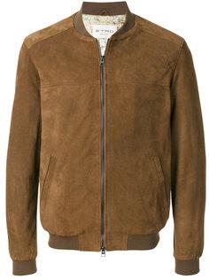 классическая куртка-бомбер  Etro