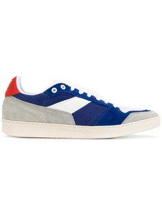кроссовки на шнуровке Ami Alexandre Mattiussi