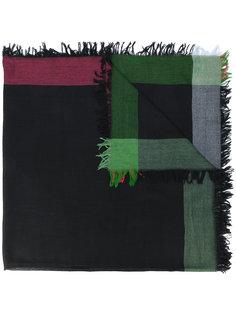 шарф с бахромой Ps By Paul Smith