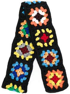 шарф с плетением JW Anderson