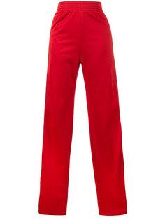 спортивные брюки с полосками с логотипом Givenchy