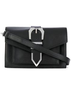 сумка на плечо с откидным клапаном Versus