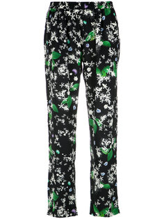 printed trousers Isolda