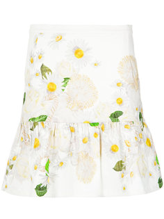 daisy print skirt Isolda