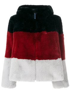 куртка в полоску  Dondup