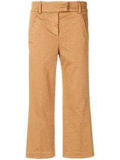 укороченные широкие брюки  Dondup