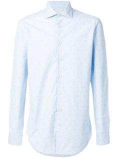 приталенная рубашка Etro