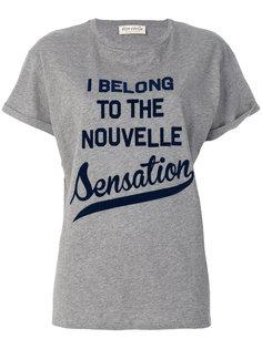 футболка Nouvelle Être Cécile