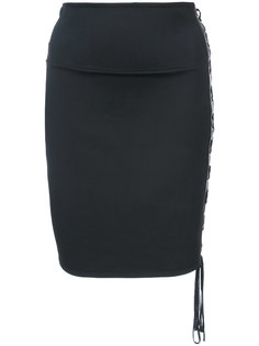 lace up skirt Alexandre Vauthier