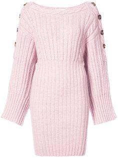 платье-свитер с косами Spencer Vladimir