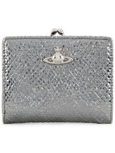 кошелек с отделкой металлик Vivienne Westwood