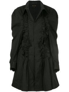 пиджак с рюшами Comme Des Garçons