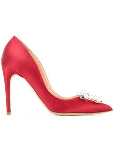 туфли с украшением из жемчуга Rupert Sanderson
