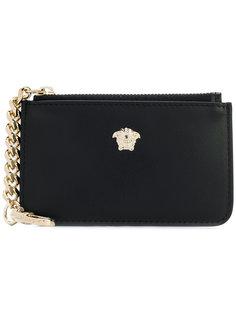 кошелек с цепочкой на запястье Versace