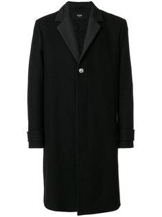 классическое пальто Versus