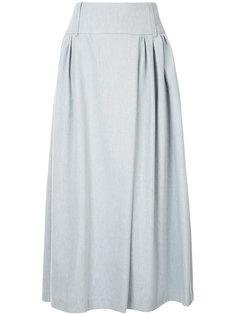 плиссированное платье-миди Natasha Zinko