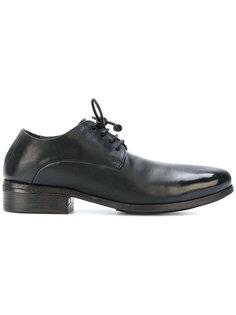 полированные ботинки-дерби Marsèll