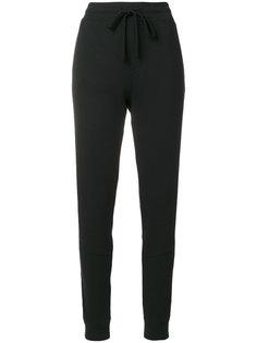 спортивные брюки со шнурком на талии Thom Krom