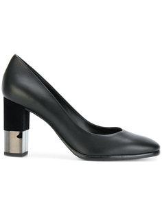 туфли-лодочки с зеркальным каблуком Baldinini