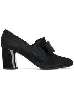 туфли с плоскими бантами Baldinini