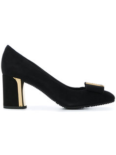туфли с пряжкой-логотипом Baldinini