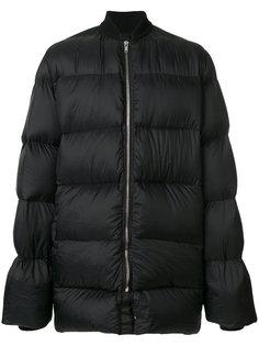 объемная куртка-пуховик Rick Owens
