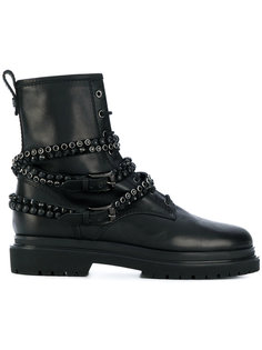 ботинки с заклепками Baldinini