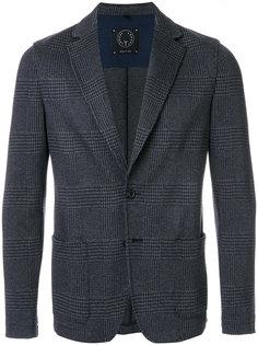 пиджак в клетку prince of wales  T Jacket