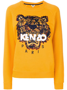 толстовка с вышивкой Tiger Kenzo