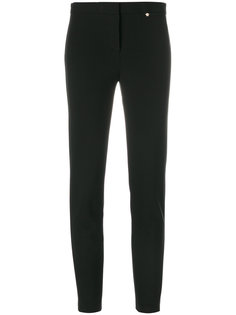 эластичные брюки скинни Versace