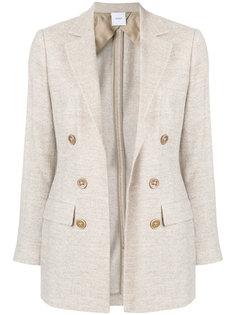 пиджак на пуговицах  Agnona